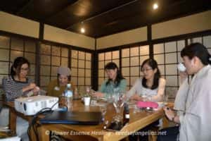 飛ぶフラワーエッセンス教室・京都SEED1