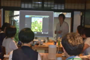 第3期SEED3植物観察発表会&修了式