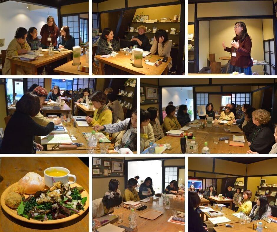 フラワーエッセンス 1-Day WS 「 光をともすフラワーエッセンス」in 京都