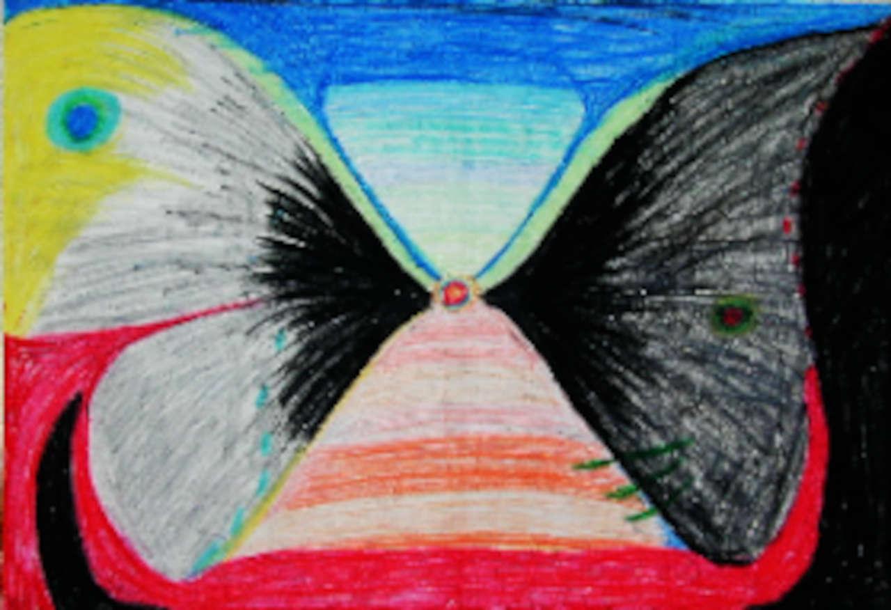 ずっとあった孤独感と17年前の「わたしの中の蝶」
